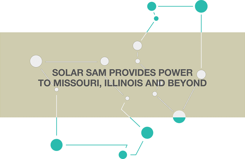 Solar Sam Provides Power to Missouri, Illinois, and Beyond! Solar Panel Installers