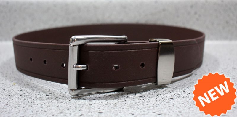 Solid Stainless Steel Single Bar Roller Buckle with Keeper Thick Tongue Industrial Strength No Patina Rust The Invincible Mens Super Belt that will Last a Lifetime 2021