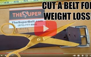 Free Cutting Shortening for 70 Pounds Weight Loss Shorter Belts Indestructible Super Belt No Tears Scratches Hole Stretching or Damage Customer Service YouTube